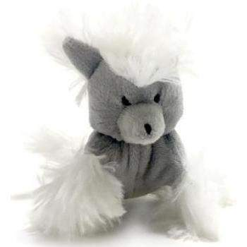 Chinese Crested Pipsqueak Toy.