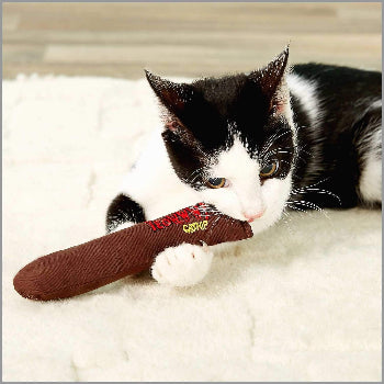 Yeowww! Catnip Cigar Cat Toy-Paws & Purrs Barkery & Boutique