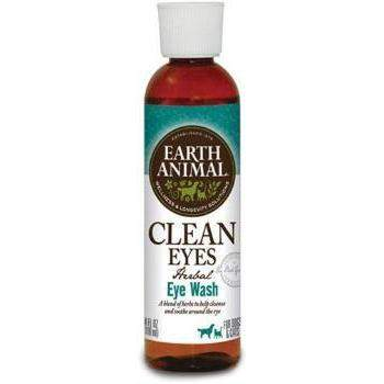 Earth Animal Clean Eyes Herbal Eye Wash for Dogs-Paws & Purrs Barkery & Boutique