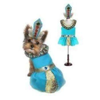 Pampet Puppe Love Cleopatra Dog Costume-Paws & Purrs Barkery & Boutique