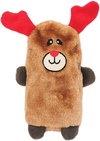 Zippy Paws Holiday Colossal Reindeer Squeaker Buddie Dog Toy-Paws & Purrs Barkery & Boutique