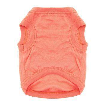 Doggie Design Coral Dog Tank Top Shirt-Paws & Purrs Barkery & Boutique