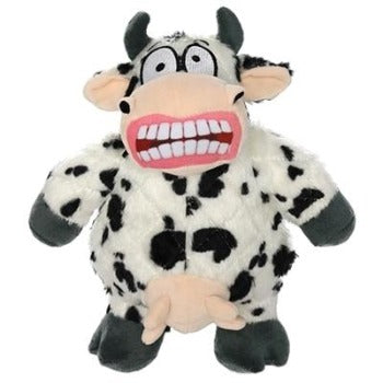Mighty® Angry Animal™ Series - Cow Toy.