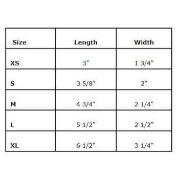 Doggie Design Size Sock Chart-Paws & Purrs Barkery & Boutique