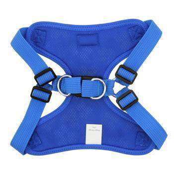 Doggie Design Cobalt Blue Wrap & Snap Choke Free Dog Harness-Paws & Purrs Barkery & Boutique