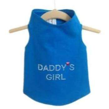 Daisy & Lucy Daddy's Girl Tank-Tops-Paws & Purrs Barkery & Boutique