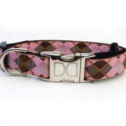 Argyle Collar - All Metal Buckles
