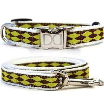 Diva Dog Harlequin Dog Collar-Paws & Purrs Barkery & Boutique