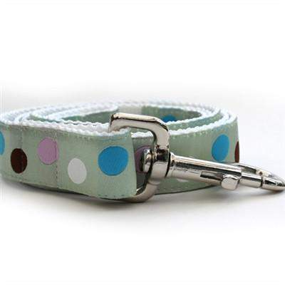 Diva Dog Metro Polka Dot Dog Leash