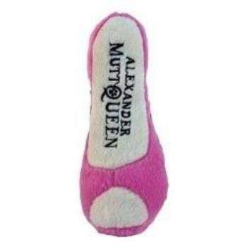 Alexander Muttqueen Shoe Dog Toy