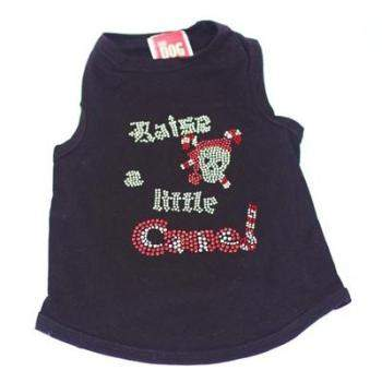 The Dog Squad's Raise a Little Cane Dog Tank-Paws & Purrs Barkery & Boutique