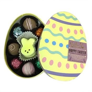 Bubba Rose Biscuit Company Easter Egg Dog Treat Box-Paws & Purrs Barkery & Boutique