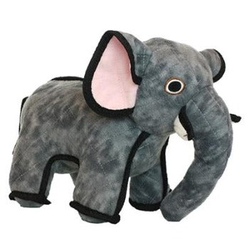 Tuffy® Zoo Series - Emery Elephant-Paws & Purrs Bakery & Boutique