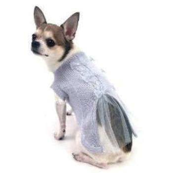 Oscar Newman Ethereal Twilight Dog Sweater-Paws & Purrs Barkery & Boutique