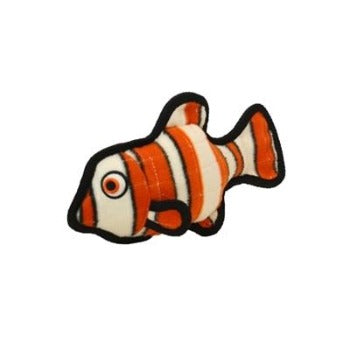 Tuffy® Ocean Creature Series - Fish Dog Toy-Paws & Purrs Barkery & Boutique