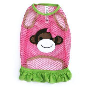 Dog in the Closet Fishnet Monkey Dog Dress-Paws & Purrs Barkery & Boutique