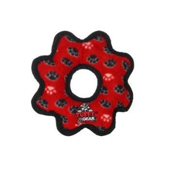 Tuffy® Junior Gear Ring Dog Toy-Paws & Purrs Barkery & Boutique