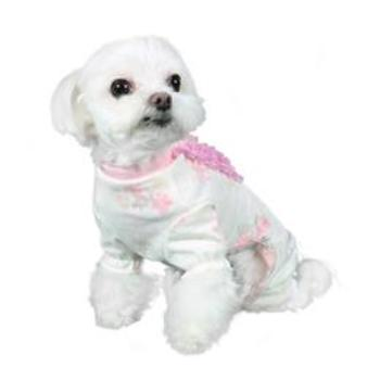 Pooch Outfitters Genevieve Dog Pajamas-Paws & Purrs Barkery & Boutique