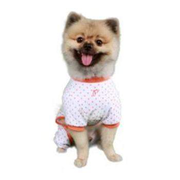Pooch Outfitters Giraffe Dog Pajamas-Paws & Purrs Barkery & Boutique