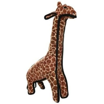Tuffy® Zoo Series - Girard Giraffe Dog Toy-Paws & Purrs Barkery & Boutique