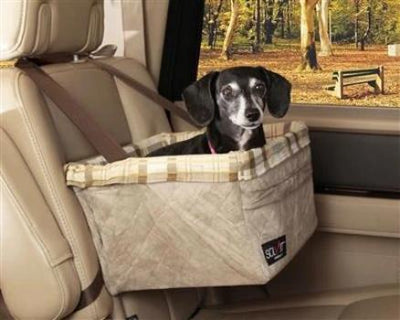 Solvit Large Deluxe Dog Booster Seat-Paws & Purrs Barkery & Boutique