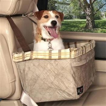 Solvit Extra Large Deluxe Dog Car Booster Seat-Paws & Purrs Barkery & Boutique