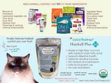 CocoTherapy CAT HAIRBALL PLUS™