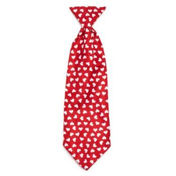The Worthy Dog Hearts Dog Neck Tie-Paws & Purrs Barkery & Boutique