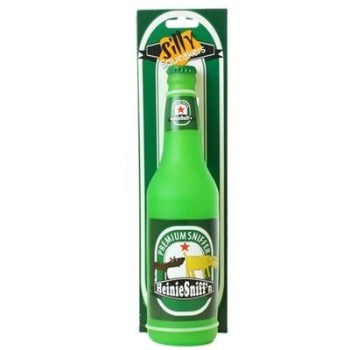 Silly Squeakers® Beer Bottle - Heinie Sniff'n Dog Toy