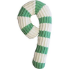 Hugglehounds Green Candy Cane Dog Toy-Paws & Purrs Barkery & Boutique