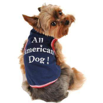 I See Spot All American Dog Tank-Paws & Purrs Barkery & Boutique