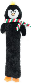 Zippy Paws Holiday Jigglerz Penguin Dog Toy-Paws & Purrs Barkery & Boutique