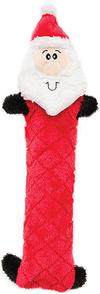 Zippy Paws Holiday Jigglerz Santa Dog Toy-Paws & Purrs Barkery & Boutique