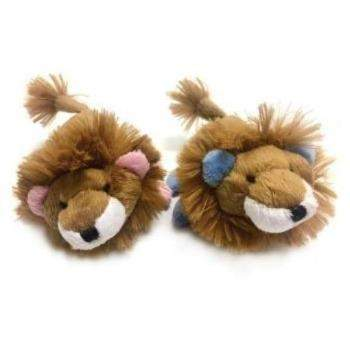 Oscar Newman Lion Safari Baby Pipsqueak Dog Toy-Paws & Purrs Barkery & Boutique