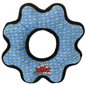Tuffy® MEGA™ Gear Ring Dog Toy-Paws & Purrs Barkery & Boutique