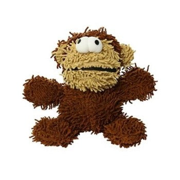 Mighty® Microfiber Ball - Monkey Dog Toy-Paws & Purrs Barkery & Boutique