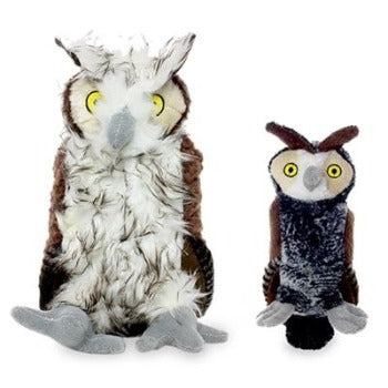Mighty® Nature Series - Owl Dog Toy-Paws & Purrs Barkery & Boutique