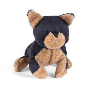 Oscar Newman Min Pin Pipsqueak Plush Dog Toy-Paws & Purrs Barkery & Boutique