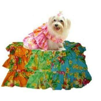 Pampet Puppe Love Hawaiian Muu Muu Dog Dress-Paws & Purrs Barkery & Boutique
