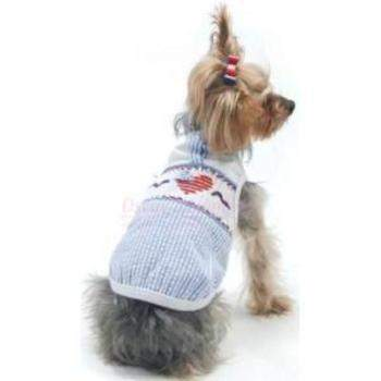 Oscar Newman Liberty Hand-Smocked Shirt-Paws & Purrs Barkery & Boutique