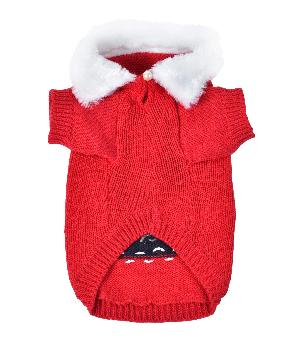 Oscar Newman Up to Snow Good Dog Sweater-Paws & Purrs Barkery & Boutique