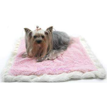 Oscar Newman I Love ON Dog Blanket-Paws & Purrs Barkery & Boutique