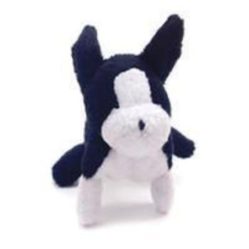 Oscar Newman Pipsqueak Boston Terrier Dog Toy-Paws & Purrs Barkery & Boutique