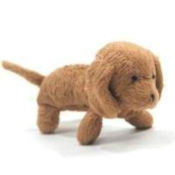 Oscar Newman Pipsqueak Dachshund Dog Toy-Paws & Purrs Barkery & Boutique