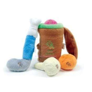 Oscar Newman Golf Champ Dog Toy Set-Paws & Purrs Barkery & Boutique