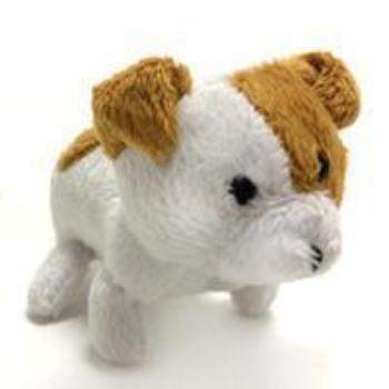 Oscar Newman Pipsqueak Jack Russell Terrier Dog Toy-Paws & Purrs Barkery & Boutique