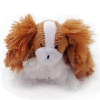 Oscar Newman Pipsqueak Cavalier King Charles Spaniel Dog Toy-Paws & Purrs Barkery & Boutique