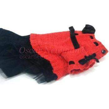 Oscar Newman Mary Jane Sweater Designer Dog Dress-Paws & Purrs Barkery & Boutique