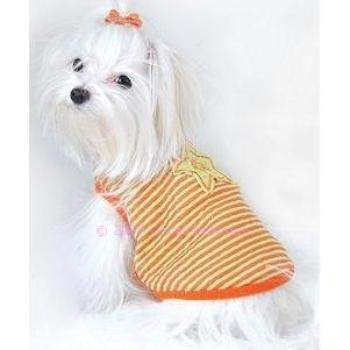 Truly Oscar Super Star Reversible Dog Tee-Paws & Purrs Barkery & Boutique
