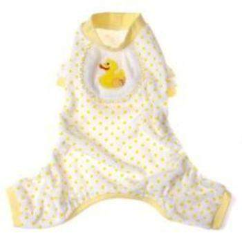 Pooch Outfitters Ducky Dog Pajamas-Paws & Purrs Barkery & Boutique